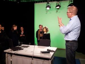 Führung ZDF-Hauptstadtstudio